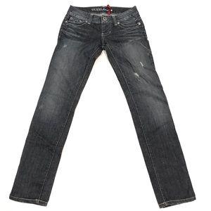 Guess Premium Daredevil Skinny Leg Stretch Jeans